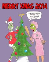Merry Xmas 2014 by Gulliver63