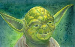 Yoda by NickMockoviak