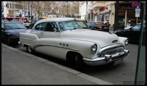 1951 Buick Eight by compaan-art