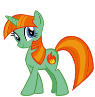 MLP Blind Bag Card: #21 Firecracker Burst by Names-Tailz