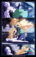 Naruto CH 655 - best moments by Gray-Dous