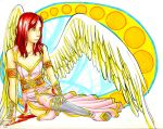 SPN-Angel Anna by dances-with-hipsters