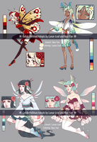 [CLOSED] Special Collab Pollibud Adopts!~ by Lunar-Leafe