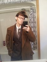 Doctor Who Costest by jaiharock