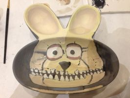 Painting Ceramics - Plushtrap (Photo 1) by DragonLover5775