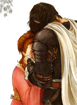 aSoIaF a little kindess by jubah