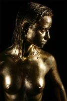Golden girl by StSch