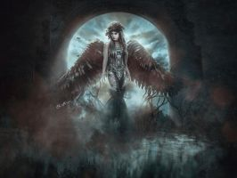 Dark Angel by clair0bscur