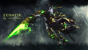 Zeratul by madalincmc