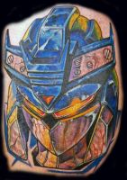 transformers soundwave tattoo by optimuspint