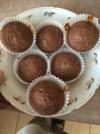 Chocolate Muffins by Purestrongpoem