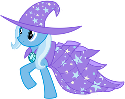 Trixie's Gala Dress by KellyPony