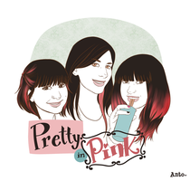 Pretty in Pink by Anto90