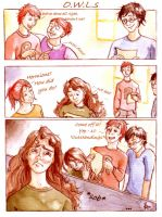Hermione failed everything by reggieveggie