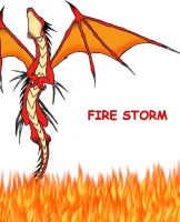 Firestorm PSP9 by dyingbreed666