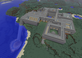 Minecraft - The Skylight Complex by Rettro