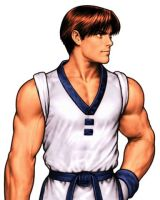 Street Fighter X Fatal Fury~Kim Bio and quotes by JohnnyOTGS