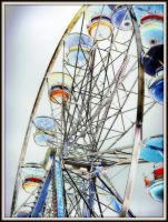 Wheel Of Ferris by Rainbow826
