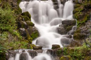waterfall 2 by Drezdany-stocks