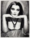 Lily Munster by InsaneKane87