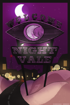 Welcome To Night Vale: The Webcomic by RandomDraggon
