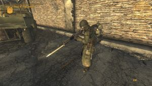 Fallout New Vegas: WWI NCR trooper 2 by Zorrothe2nd