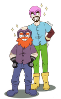 The Yogscast - Ready for Adventure! by RatherPeculiar