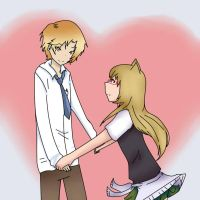 amour sucre: nathaniel and koyahi by anime1448