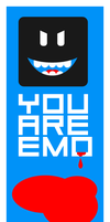you are emo by matu666