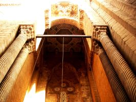 holy entrance by amryounis