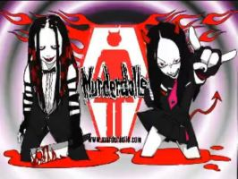 Murderdolls by intenseone345