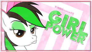 Girl Power by Emkay-MLP