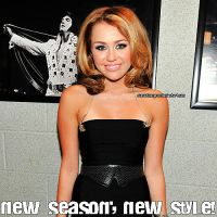New season, new style by sensationcyrus