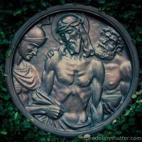 X Jesus is stripped of His garments by speedofmyshutter