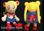 Sailor Moon Plush by CeltysShadow