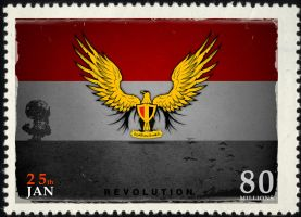 revolution stamp by hany4go10