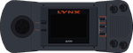 Atari Lynx by BLUEamnesiac