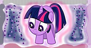 Twilight Sparkle by Melaponis