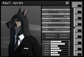 Raul Ayres Information by CXCR