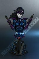 Domino painted by rvbhal