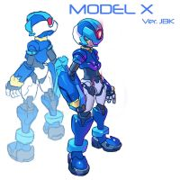 MODEL X Ver. JBK by KenshinGumi559