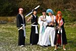 Bleach group - Cosplay by Emy182