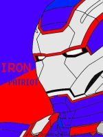 Iron Patriot by johnlloydbalucanag