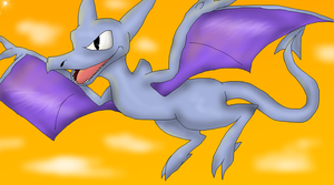 Aerodactyl by PlagueDogs123