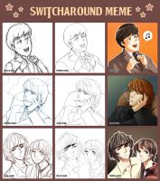 Switcharound Meme by PepperMoonFlakes