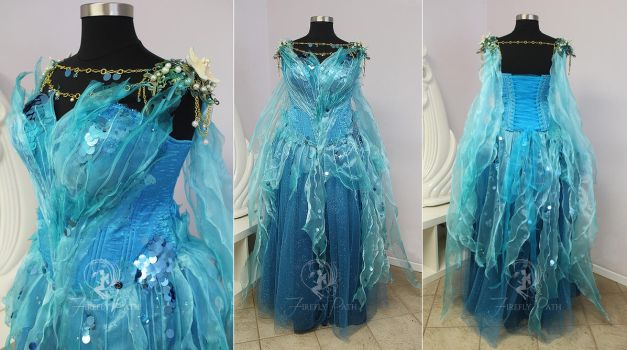 Siren Gown by Firefly-Path