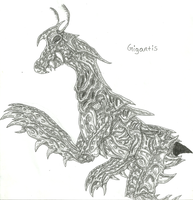 Gigantis by UltimateRidley