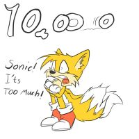 10.000 pageviews wooo by BluestreakFUS