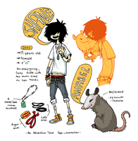 Shane and Anabel Ref by HJeojeo