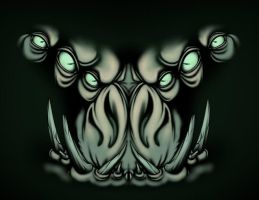 Watcher from the Deep by barefeets